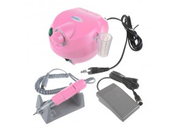 Машинка Escort 2 Pro Nail 40 вт розовая