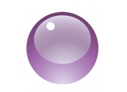 Гель витражный фиолетовый