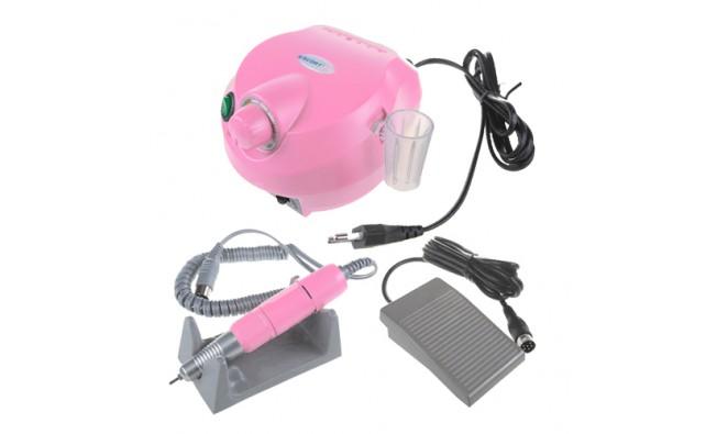Формула Профи Машинка Escort 2 Pro Nail 40 вт розовая
