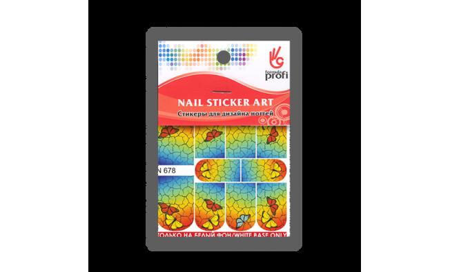 Слайдер-дизайн Бабочки N678