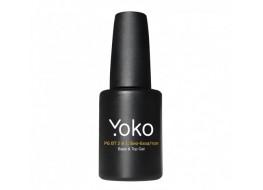 YOKO База+ топ для гель-лака 2 в 1