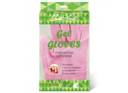 Маска-перчатки для рук JN гелевая увлажняющая  ( 1пара)