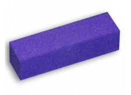 Баф для полировки ногтей  фиолетовый 120 грит