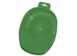Ванночка для маникюра темно-зеленая