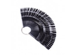 Палитра-веер TNL чёрная