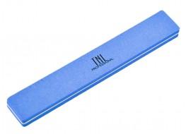 Полировщик для ногтей синий широкий 100*180