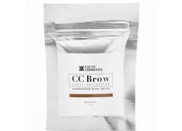 Хна для бровей СС Brow Grey brown Серо-коричневый