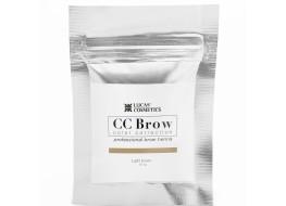 Хна для бровей СС Brow Light brown Светло-коричневый САШЕ