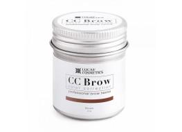Хна для бровей СС Brow Brown Коричневый банка