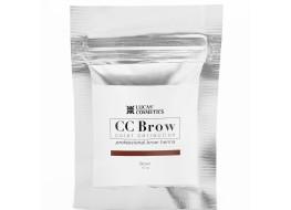 Хна для бровей СС Brow Brown Коричневый САШЕ