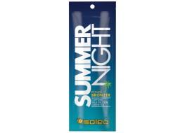 Крем для загара Soleo / Summer night / Интенсивный крем бронзатор для загара