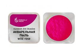 """Пигмент для дизайна """"Акварельная пыль"""" №02 wild rose"""