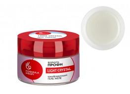 Гель-желе прозрачный Light сrystal