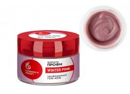 Гель-желе камуфлирующий Winter pink