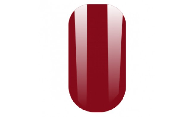 Гель-краска акриловая №19 Яркая Барселона (вишневый)