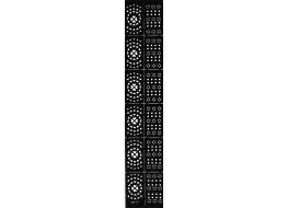 Трафарет для дизайна ногтей Виниловый NK-17