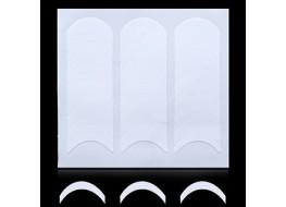 Трафарет для дизайна ногтей одноразовый №2