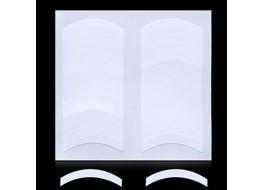 Трафарет для дизайна ногтей одноразовый №3