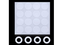 Трафарет для дизайна ногтей одноразовый №4