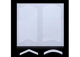 Трафарет для дизайна ногтей одноразовый №6