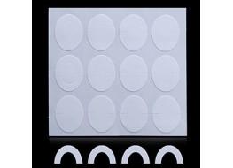 Трафарет для дизайна ногтей одноразовый №9