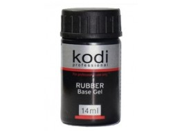 База (основа) для гель-лака KODI Rubber (каучук) без кисти