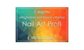 Ногтевая студия nail art profi