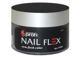 "Гель ""Nail Flex"" flesh color"