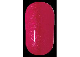Гель-лак т 411 темно-розовый люпин