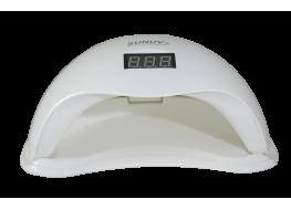 Лампа UV/LED SunUV5 48 W 2 в1 БЕЛАЯ (ракушка)