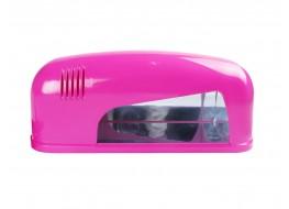 Лампа УФ 9 Вт JN-TR-082 розовая