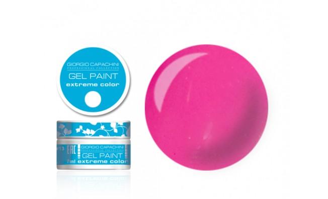 Гель-краска т2 ярко-розовая (срок - до 11.17)