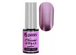 Подложка «CHROME effect» с эффектом хрома (рубин)