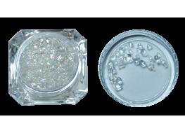 Камешки-стекло хамелеон №39 423-1