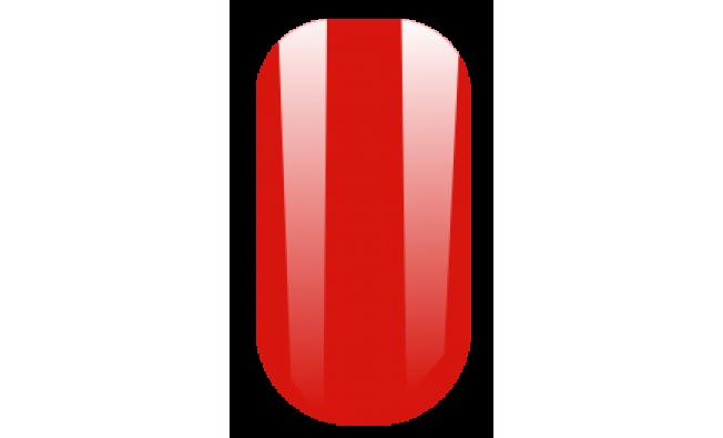 Гель-лак Омбре т 604 классический красный