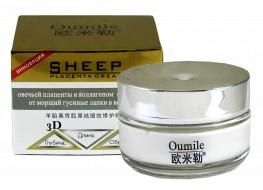"""Крем """"SHEEP"""" для лица ночной от морщин с экстрактом овечьей плаценты"""