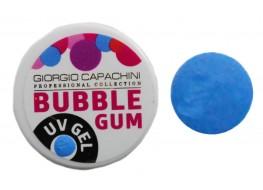 """Гель для объемного дизайна """"Bubble Gum"""" № 04 голубой"""