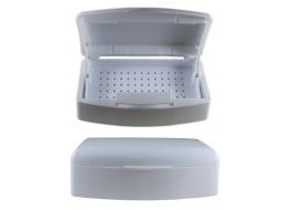 Контейнер для стерилизации инструмента пластиковый малый