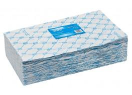 Полотенца одноразовые 35*70 см голубые