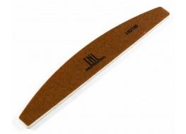 Пилка 100*180 коричневая полукруг