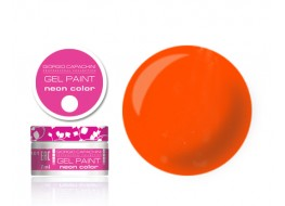 Гель-краска Неон т102 оранжевая яркая (срок - до 11.17)