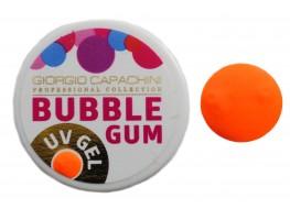 """Гель для объемного дизайна """"Bubble Gum"""" № 02 оранжевый"""