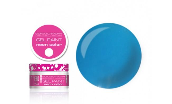 Гель-краска Неон т111 голубая (срок - до 11.17)