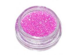 Блёстки Б22 розово-фиолетовые мелкие