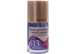 Экспресс-средство №613 масло для кутикулы с жожобой и размарином