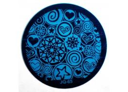 Трафарет для штампа JQ 65