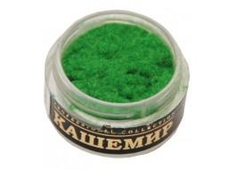 Кашемир в банке т25 зеленый