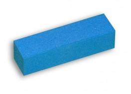 Баф для полировки ногтей синий 120 грит