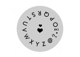 Трафарет для штампа В53