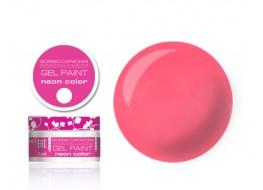 Гель-краска Неон т107 ярко-розовая